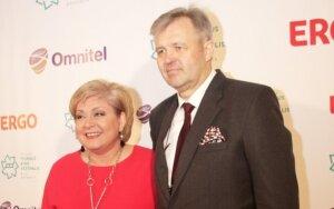 Edita Mildažytė ir Gintautas Vyšniauskas