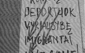 Penktosios kolonos paieškos: už ką persekiojama studentė su rusiška pavarde