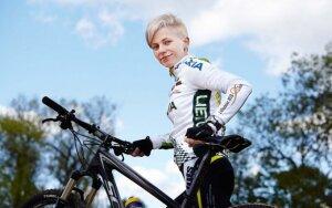 Klinikos vadovė – ekstremalė ant dviračio