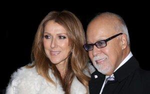 Užgeso atlikėjos Céline Dion vyro gyvybė