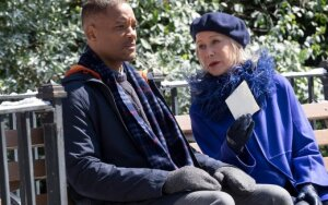"Willas Smithas ir Hellen Mirren filme ""Užslėptas grožis"""