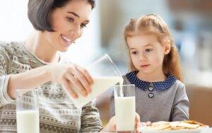 Svarbi informacija mergaičių mamoms: kad vaikai ateity neturėtų valgymo ir svorio problemų