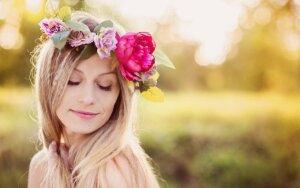 Tyras ir gaivus kvapas - jausmingai moteriai