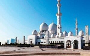 Du miestai – dvi patirtys. Abu Dabis/ Dubajus