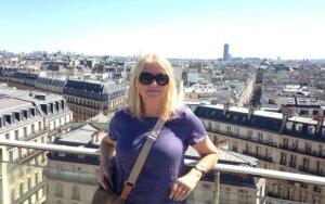 V. Baublienė: d'accord arba dar kartą apie prancūzes ir Paryžių