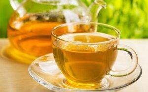 Organizmą valanti arbata - per 3 dienas -5 kg