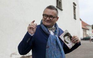 Aleksandras Vasiljevas: ateityje liks tik trys drabužių dydžiai