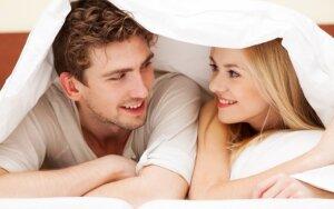 Miego poza - ką ji sako apie jūsų poros santykius