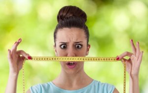 Ką byloja riebalai liemens srityje?