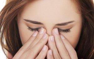 Kuo grasina negydomas sinusitas: galite ne tik apakti