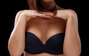 Noras sumažinti krūtinę buvo didesnis už baimę likti nesuprastai
