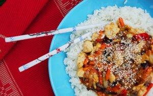 Kiniška vištiena – pagaminsite per kelias minutes!