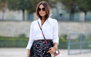 Balta palaidinė – nepamainoma garderobo klasika
