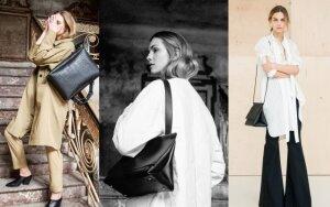 Nauja rankinių kolekcija – moderniai miesto moteriai