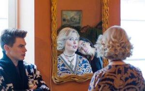 Vaiva Mainelytė: tas aktoriaus noras nedingsta iki pat išėjimo...