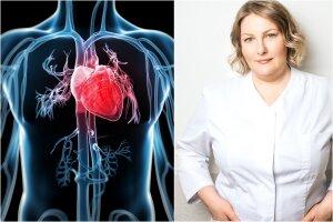 7 supermaistai širdies sveikatai)