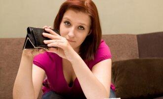 Daugumos apklaustųjų piniginėse vagys grynųjų nerastų