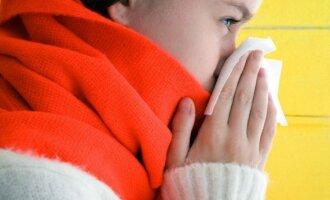 Plaučių uždegimas - be temperatūros?