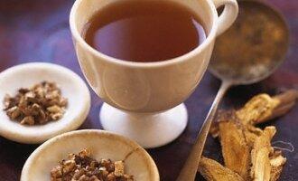Saldymedžio arbata