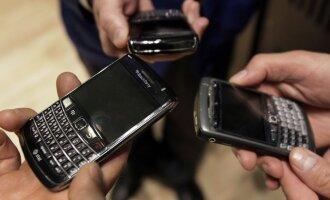 """Blackberry"" išmanieji telefonai"