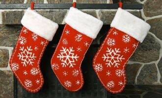 Legenda apie tai, iš kur kilo tradicija kabinti Kalėdų kojines