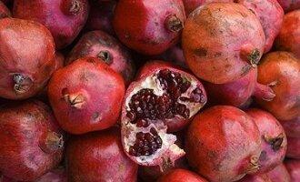 Granatas - karališkas vaisius