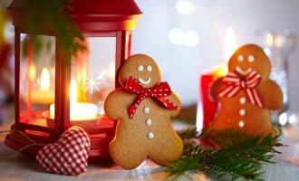 Kalėdinio stalo puošmenos, kurias gali pagaminti vaikai