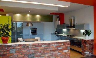 Vieno buto Vilniuje virtuvė