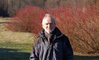 Dzūkijos nacionalinio parko direktoriaus pavaduotojas Eugenijus Drobelis