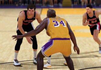 Skaitmeninės legendos: A. Sabonis ir Š. Marčiulionis žais tarp visų laikų NBA geriausiųjų?