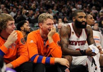 """""""Knicks"""" klubas antrus metus iš eilės paskelbtas vertingiausiu NBA lygoje"""