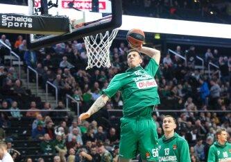 """Po I. Hartensteino nesėkmės NBA naujokų biržoje """"Rockets"""" vokiečiui rodo pirštu į Europą"""
