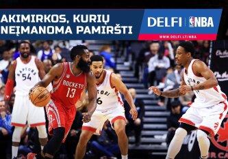 DELFI praneša apie oficialaus NBA portalo Lietuvoje startą