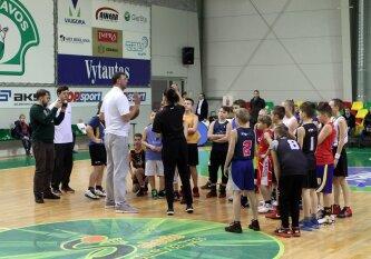 """Kaip ir už Atlanto: """"Jr. NBA Lietuva"""" projekte – 30 komandų"""