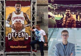Lietuviai, galintys pakelti sparnus už Atlanto: perspektyviausi šalyje NBA 2K žaidėjai