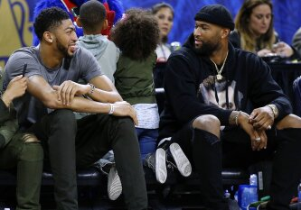 NBA lygą sudrebino sensacingi mainai: D. Cousinsas taps D. Motiejūno komandos draugu