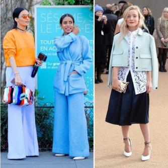 Iš pirmo žvilgsnio sunkiai pritaikomos pavasario tendencijos gali lengvai praskaidrinti jūsų garderobą