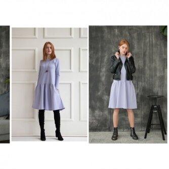 Kai pritrūksta idėjų: viena suknelė – trys skirtingi deriniai pavasariui (FOTO)