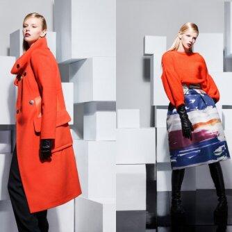 Dizainerė R. Piekautaitė naująją kolekciją skiria šiuolaikinei miestietei