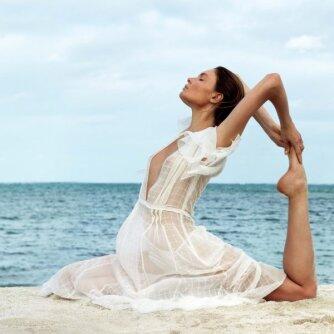 Kūną dailinančią programą sudaro aktyvus judėjimas, masažai, kokybiškos kūno kosmetikos naudojimas
