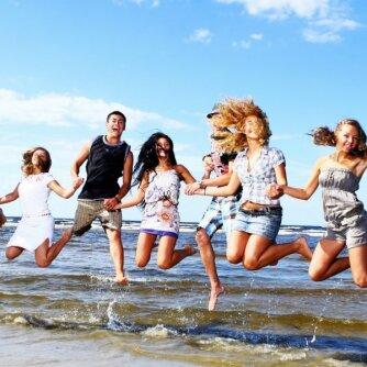 Jaunimo atostogos: kur geriausia ilsėtis?