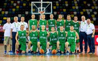 Lietuvos kurčiųjų krepšinio rinktinė