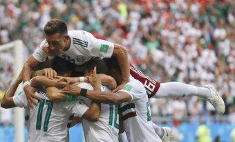 Pasaulio futbolo čempionatas: Pietų Korėja - Meksika