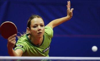 Pasaulio stalo teniso reitinge R. Paškauskienė užima 81-ą poziciją