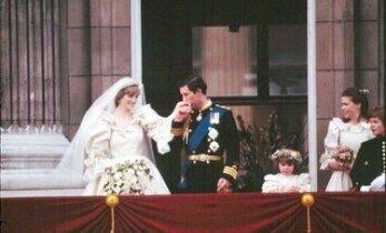 Princesė Diana sūnums Williamui ir Harry paliko įspūdingą dovaną