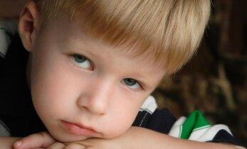 Kaip atpažinti vaikų depresiją?