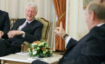 B. Clintonui padėjęs gydytojas: yra būdas susigrąžinti sveikatą