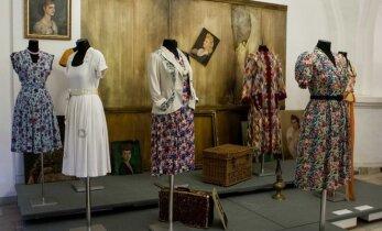 """Parodoje """"Nuo karo iki taikos"""" - A.Vasiljevo kolekcijos modeliai"""