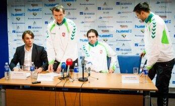 Bus renkamas naujas Lietuvos vyrų rankinio rinktinės treneris