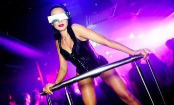 Karštas vakarėlis Kaune kulminaciją pasiekė ant pakylų užlipus seksualioms šokėjoms